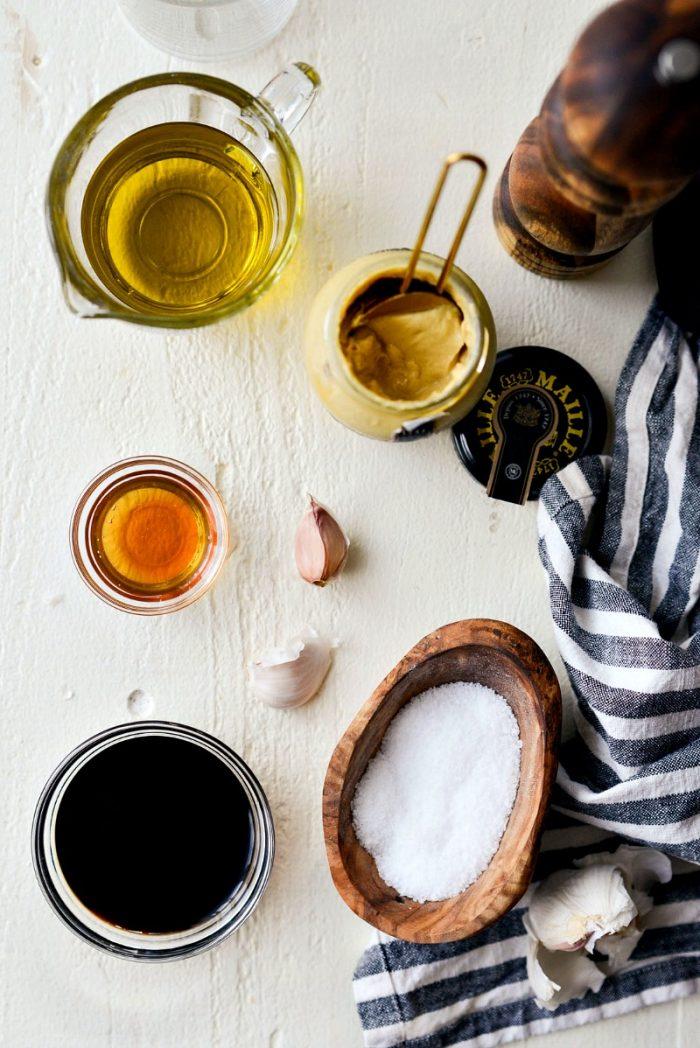 house balsamic vinaigrette ingredients