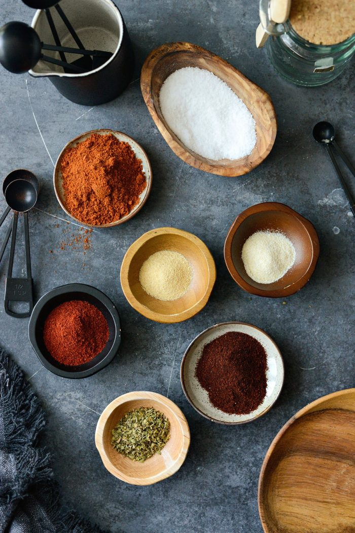 smoky chipotle seasoning ingredients