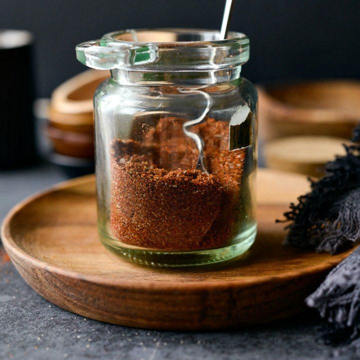 Smoky Chipotle Seasoning Blend
