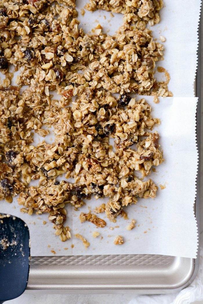 bake crumble