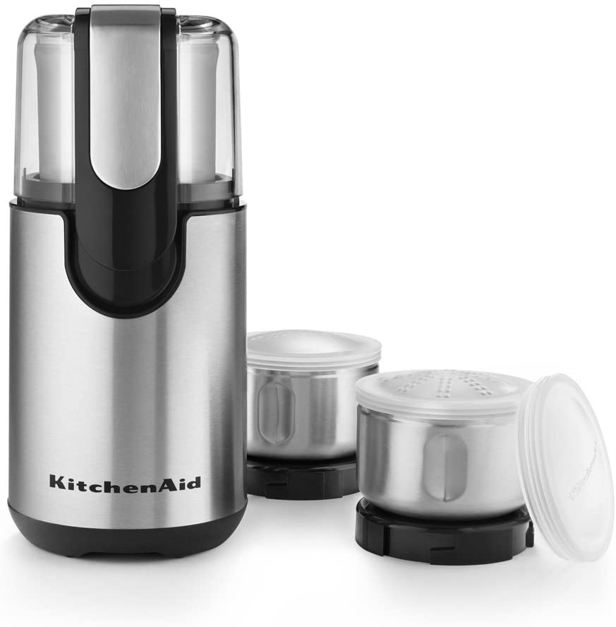 KitchenAid Coffee and Spice Grinder Combo