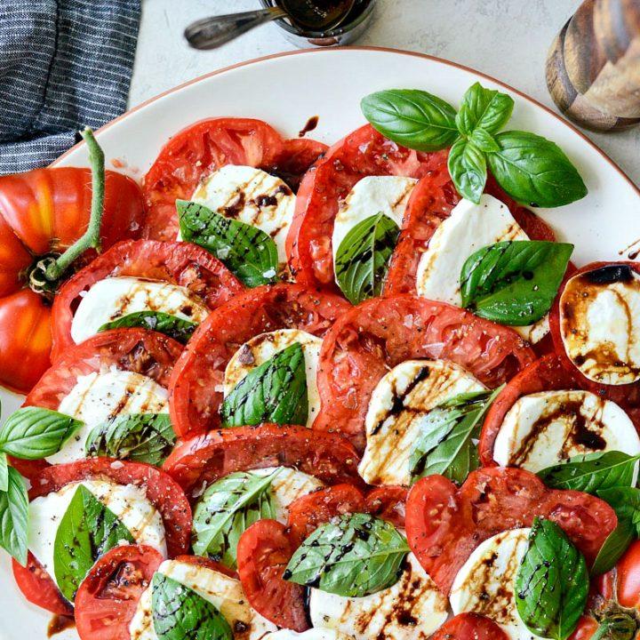 Summer Caprese Salad Recipe