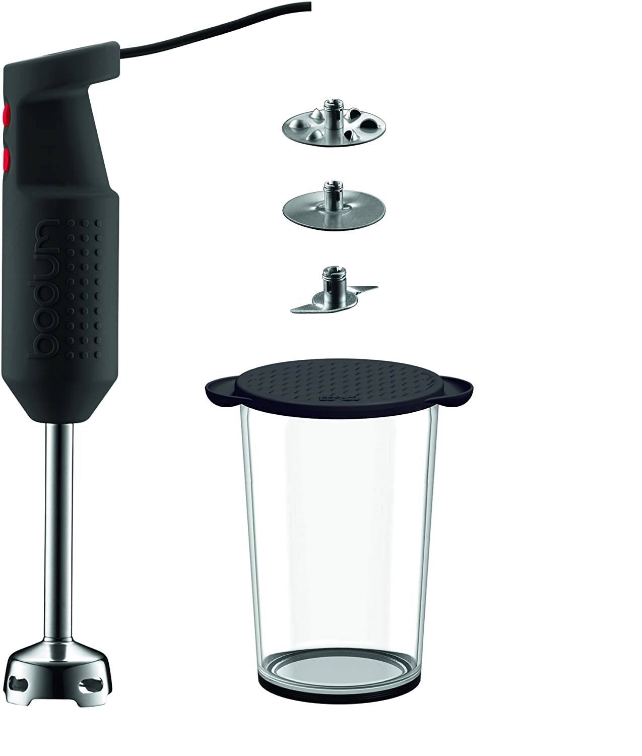 Bodum Birstro Electric Handheld Immersion Stick Blender