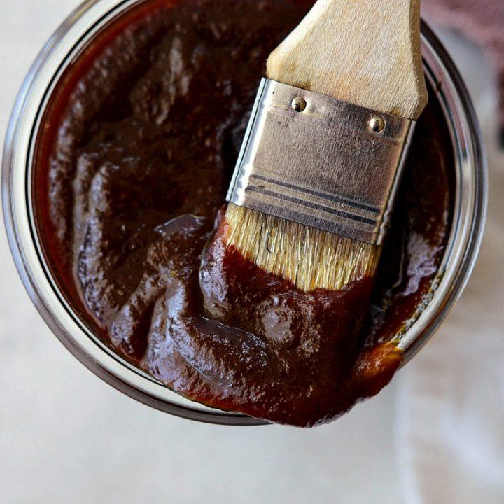 Coca-Cola Habanero BBQ Sauce