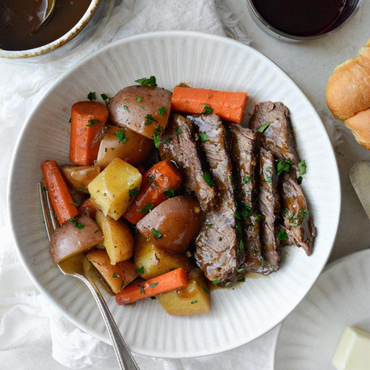 Classic Beef Pot Roast Recipe