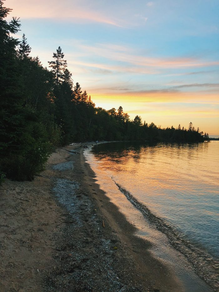 2020: A Year In Review - Lake Superior / St. Ignace, Michigan