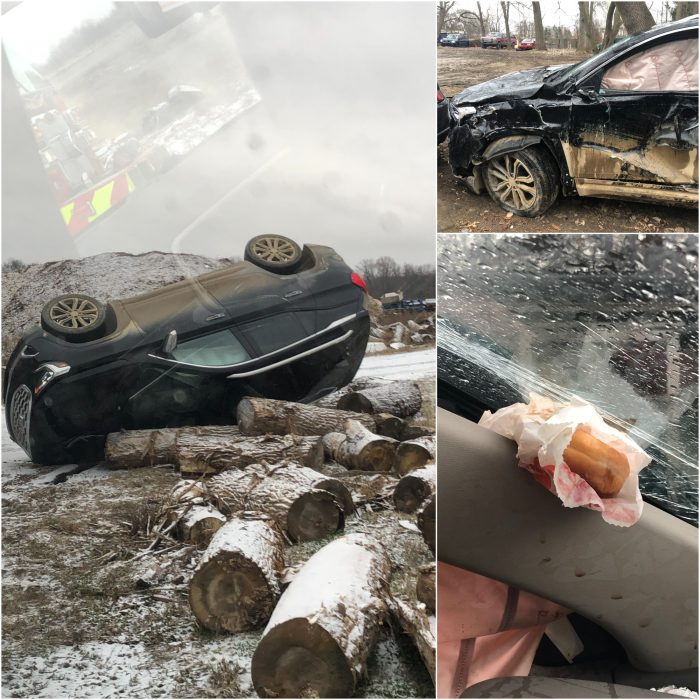 2020: A Year In Review - car accident