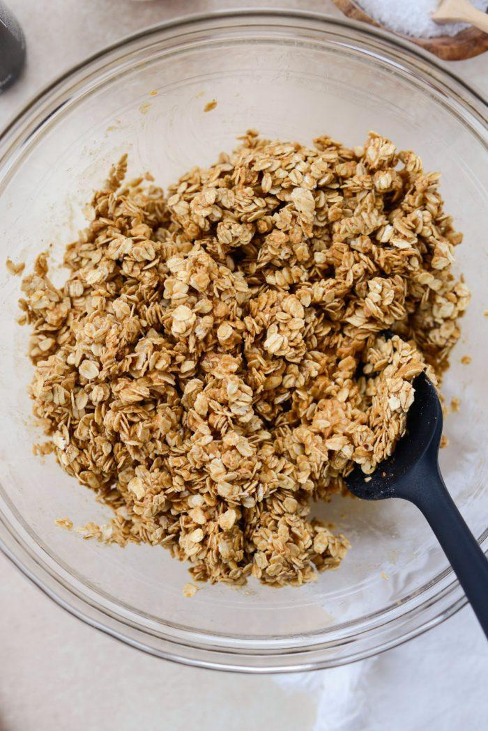 combined granola