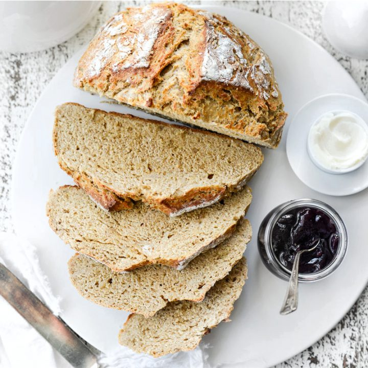 Irish Soda Bread Simply Scratch