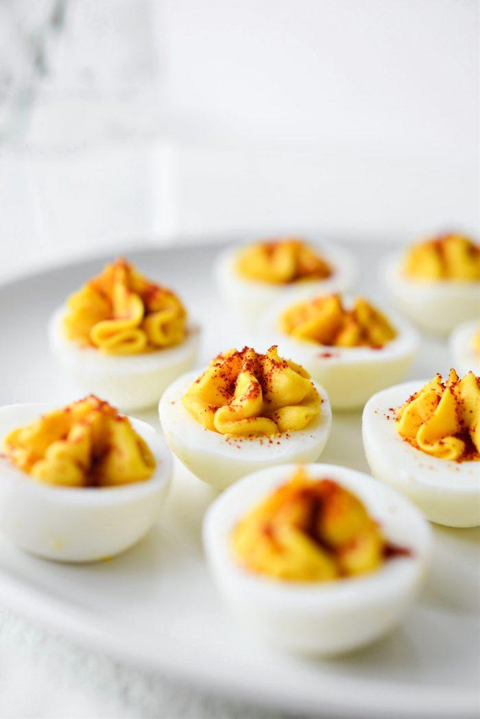 Classic Deviled Eggs Recipe