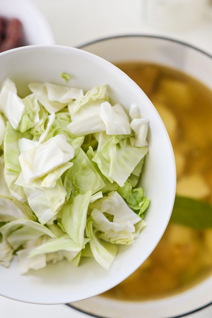 add cabbage