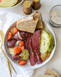 Corned Beef and Cabbage (Irish Boiled Dinner)