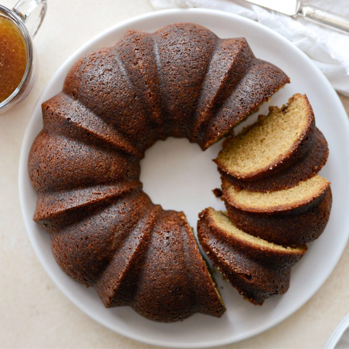Irish Whiskey Cake