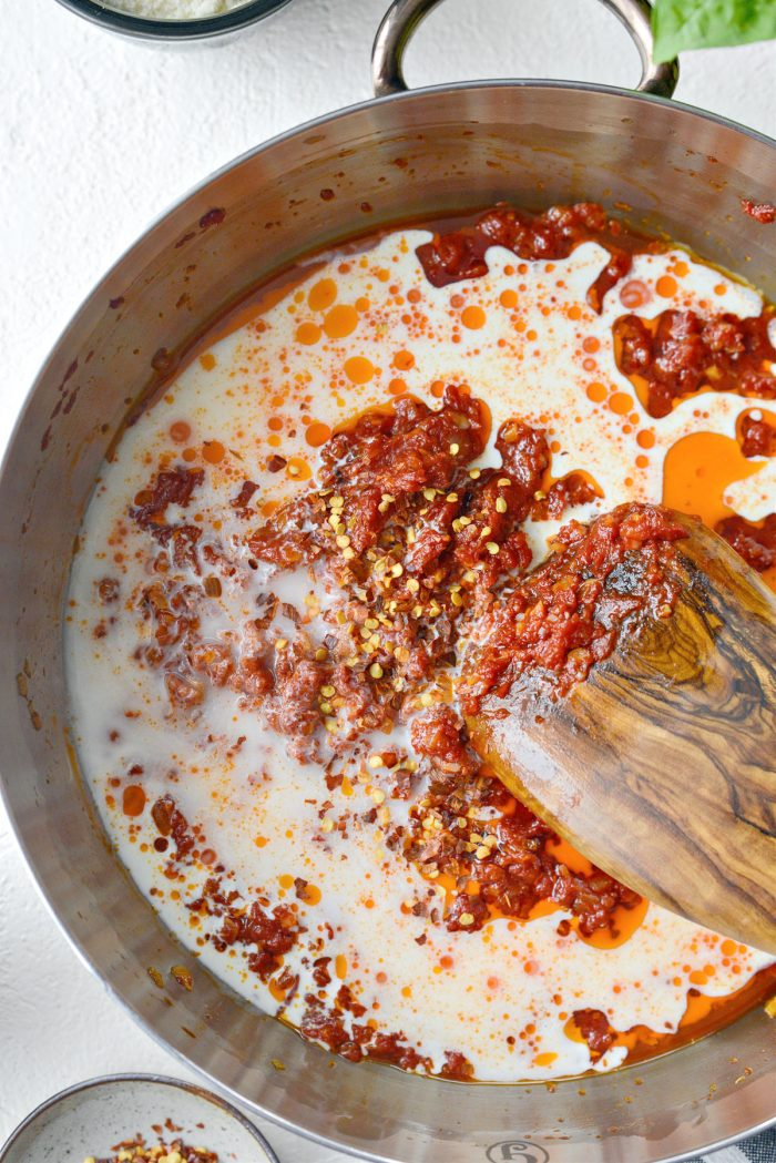 season with chile flakes