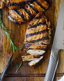 Your Basic Grilled Chicken Marinade