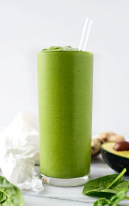 Favorite Healthy Green Smoothie Recipe