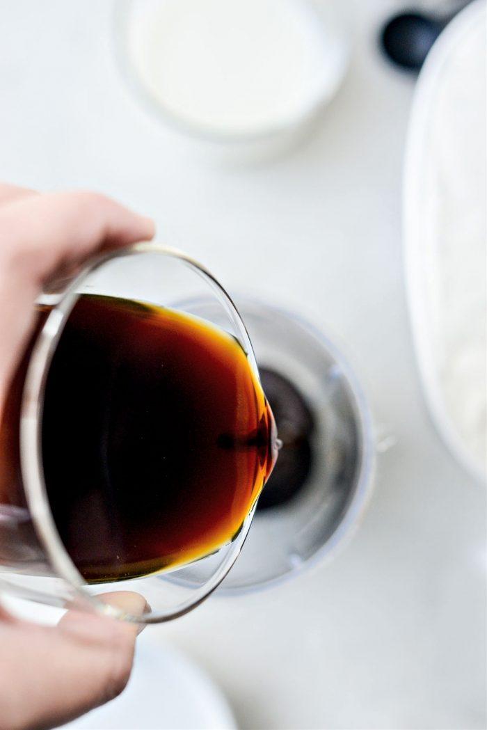 cooled espresso