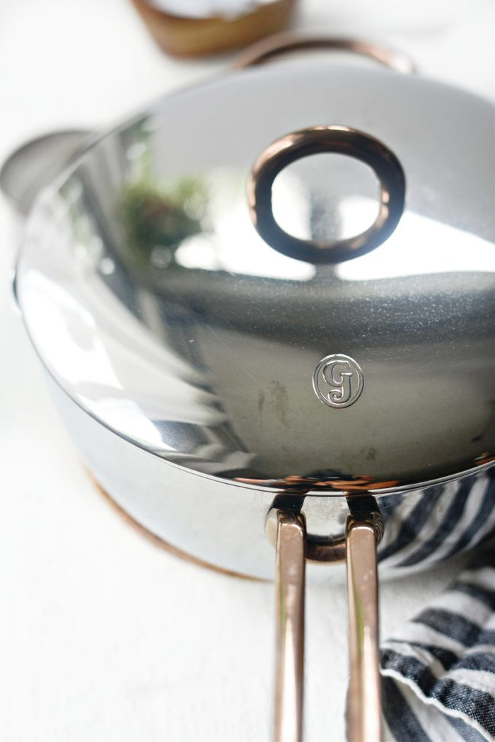 cover and bring to a boil, reduce heat and simmer