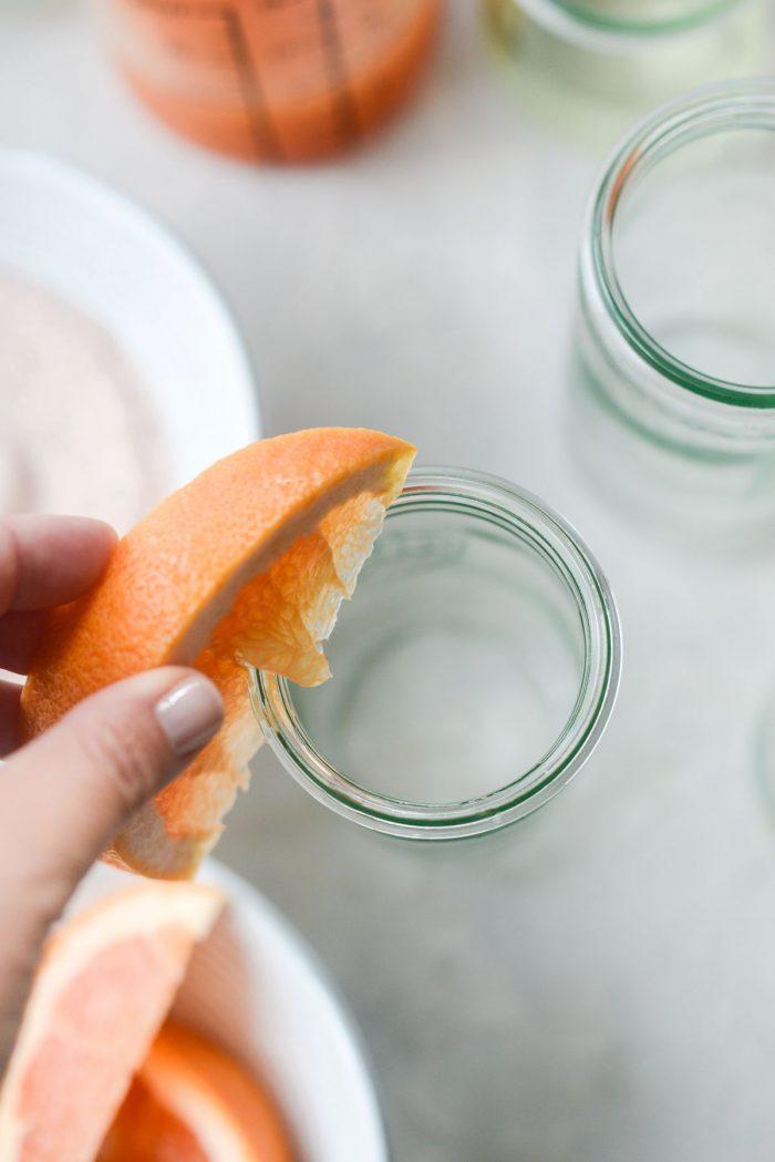 grapefruit rim