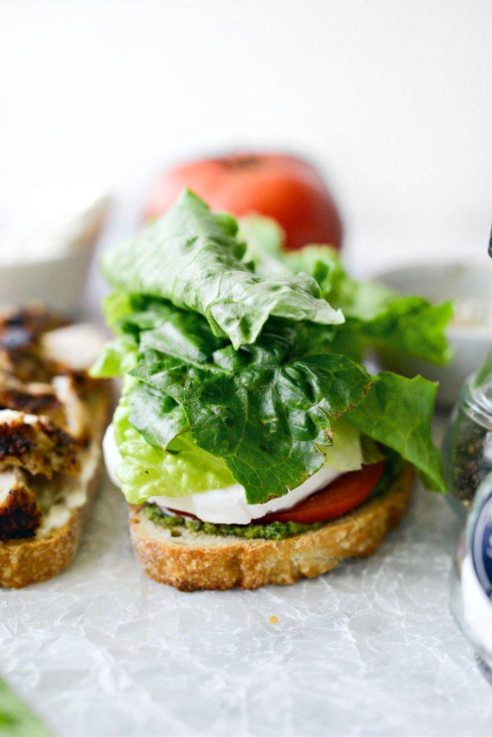add lettuce