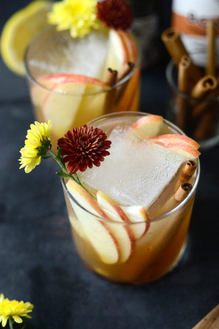 Bonfire Cider